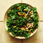 Kale and Cannellini Bean Salad