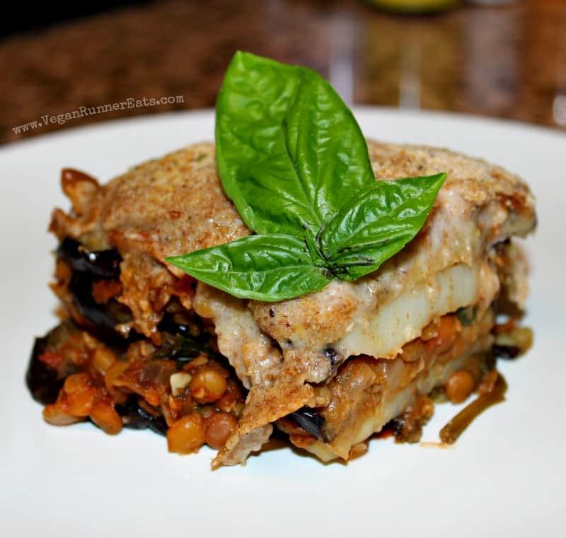 Classic Greek Vegan Moussaka Recipe