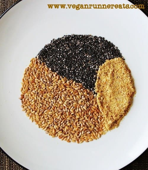 Flax seeds, chia seeds and their health benefits