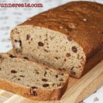 Guilt-Free Baking: Banana Nut Bread