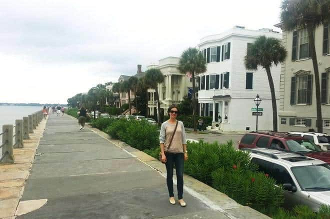Charleston by the water (with me)