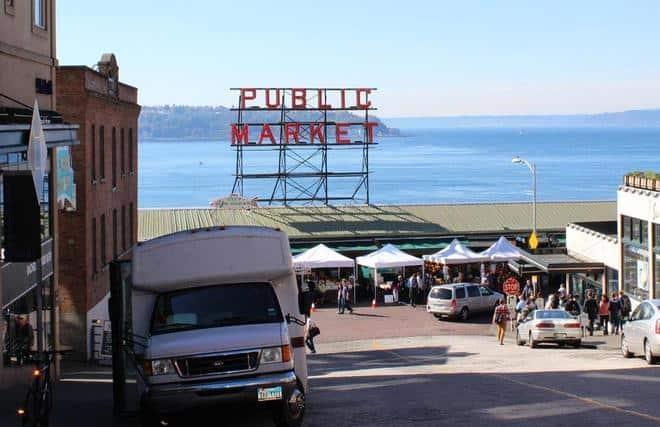Public Market sign