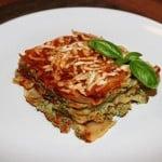 Mushroom, Kale and Tofu Lasagna – a Basic Vegan Lasagna Recipe