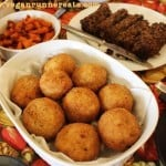 Vegan Stuffed Italian Rice Balls: How I Veganized My Husband's Family Recipe for Thanksgiving