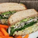 Vegan Chickpea Salad Sandwich Recipe – My Husband's Favorite Plant-Based Lunch
