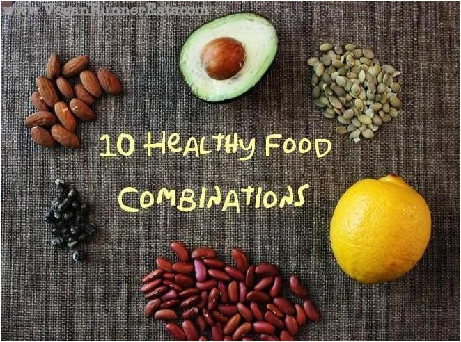 10 healthy plant-based food combinations
