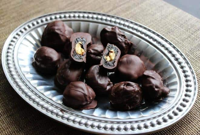 Healthy Homemade Vegan Chocolate Treats