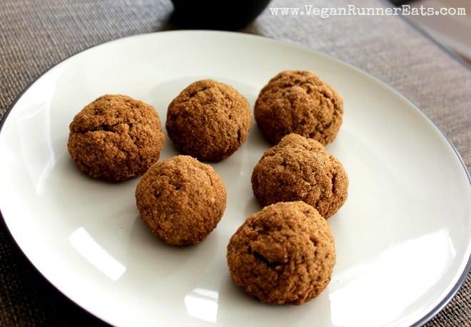Banana Snickerdoodle cookies (2)