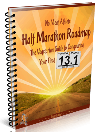 Half Marathon Training Guide from NoMeatAthlete.com