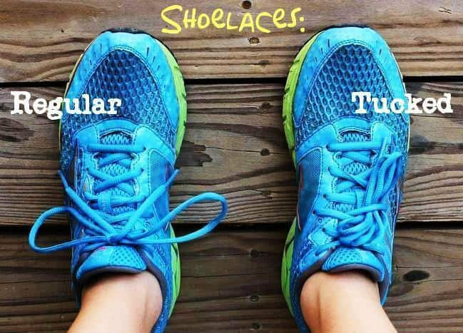 How to tie shoelaces to prevent them from unraveling during running