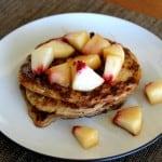 New Breakfast Recipe: Japanese Sweet Potato and Chia Pancakes