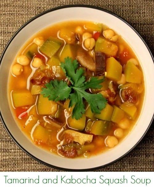Tamarind soup main