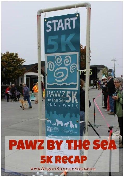 Pawz by the Sea 5k Recap