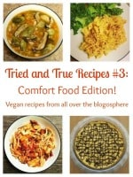 Tried and True Recipes Series #3