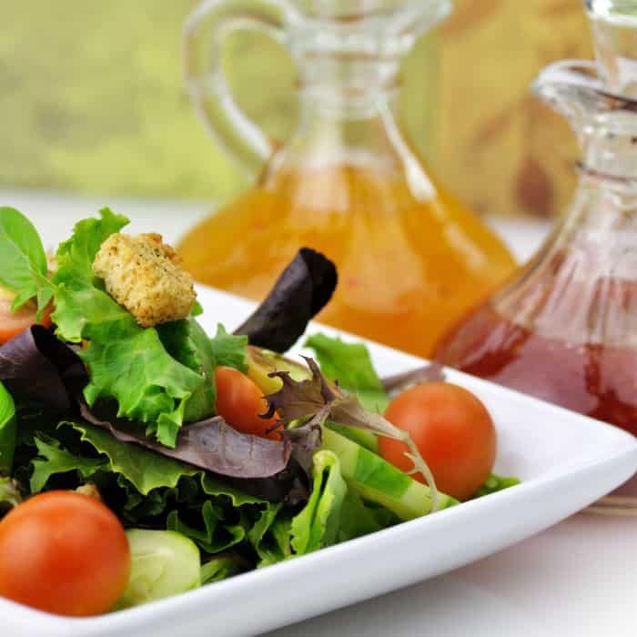 10 oil-free salad dressing recipes - vegan, gluten-free