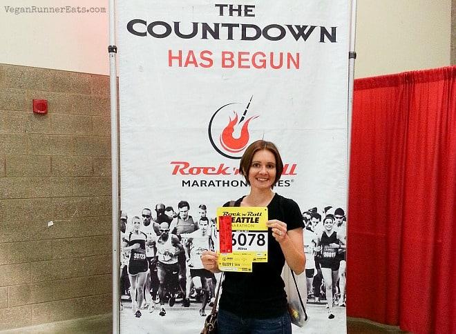 Rock'n'Roll Seattle Marathon Expo
