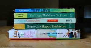Top 5 most useful vegan cookbooks, reviewed