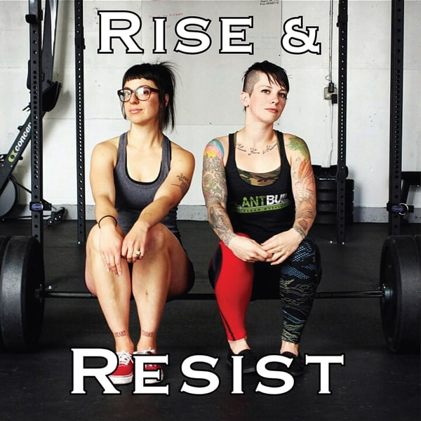 Rise and Resist podcast