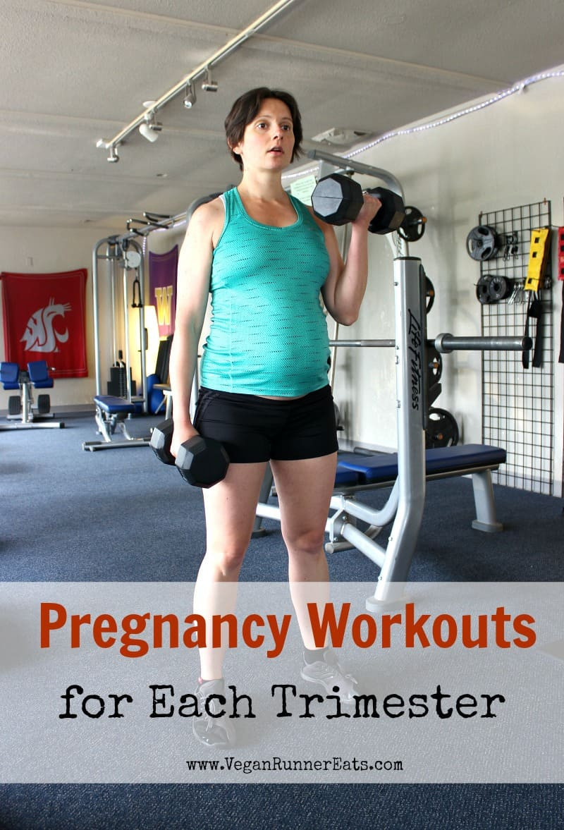 Working out during pregnancy: 3 pregnancy workouts for each trimester