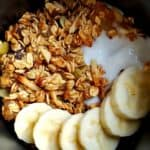Tropical Banana-Orange Granola Recipe – Sweetened with Whole Foods, with Oil-Free and Gluten-Free Options