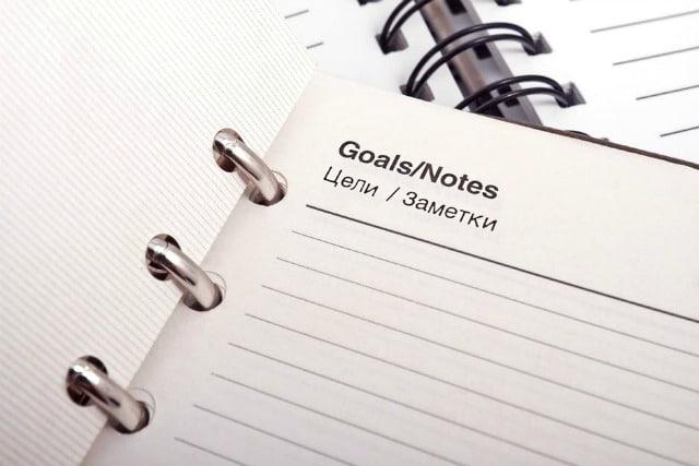 Establishing fitness goals