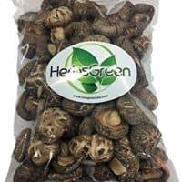 Organic Dried Shiitake Mushrooms Extra Thick (1 LB.)