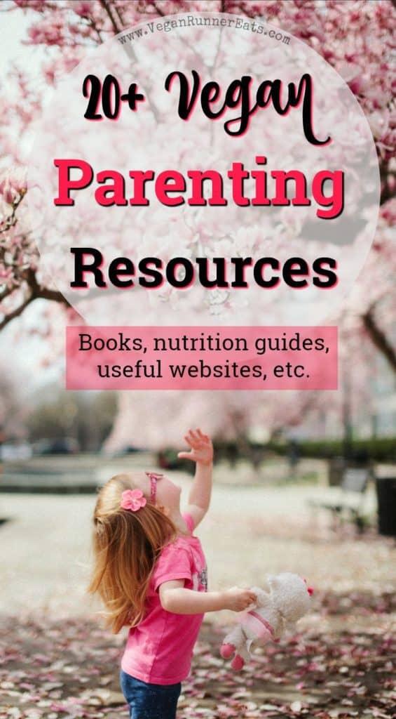 20 vegan parenting resources