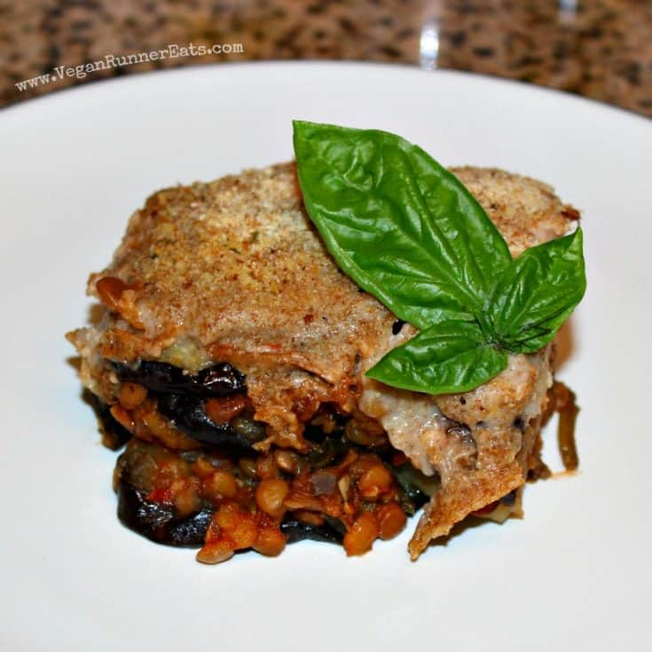 Classic Greek Vegan Moussaka Recipe
