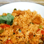 Vegan Jambalaya in the Instant Pot