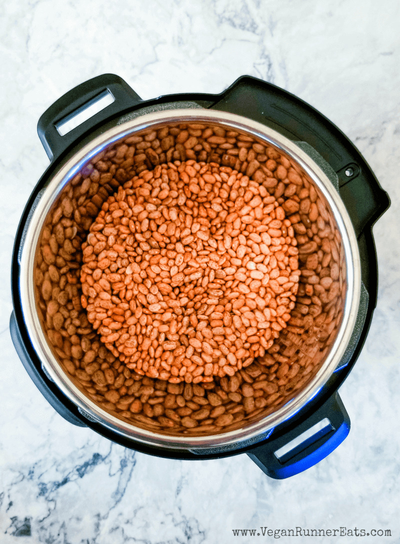 Using an Instant Pot: how to cook beans and grains