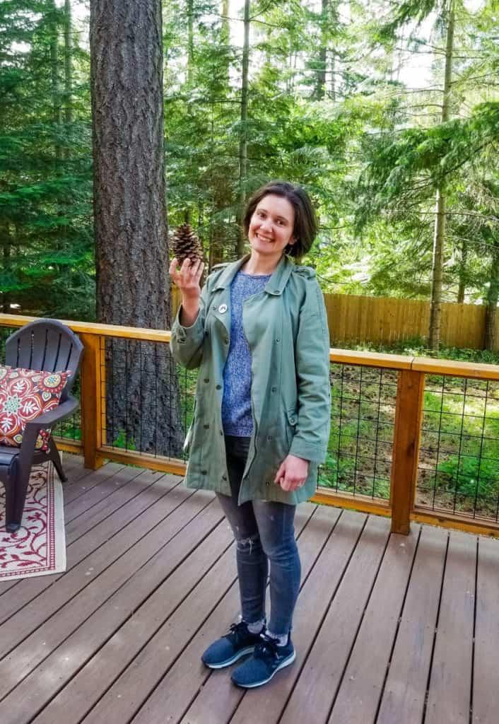 Exploring the outdoors around Leavenworth, WA