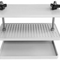 Simple Drip Tofu Press with Built-in Tofu Strainer and Attachable Drip Tray