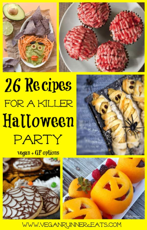 26 RECIPES FOR A KILLER HALLOWEEN PARTY
