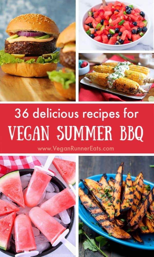 36 delicious recipes for vegan summer BBQ