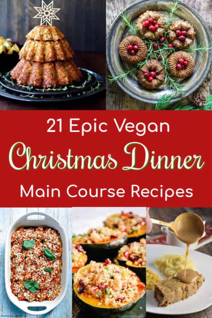 21 epic vegan Christmas dinner main course recipes