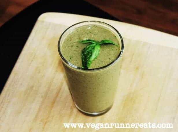 The Swamp Monster Breakfast Smoothie