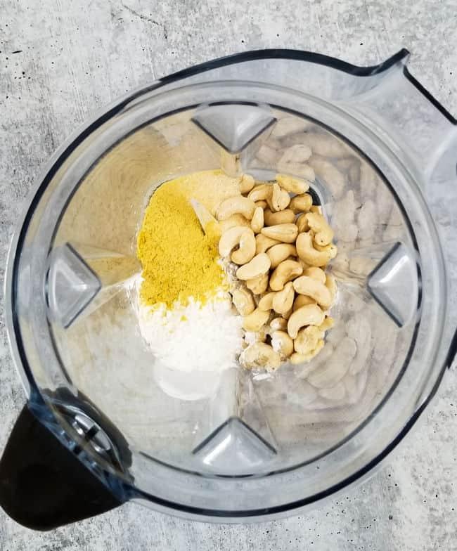 Dairy free green bean casserole recipe: step 2