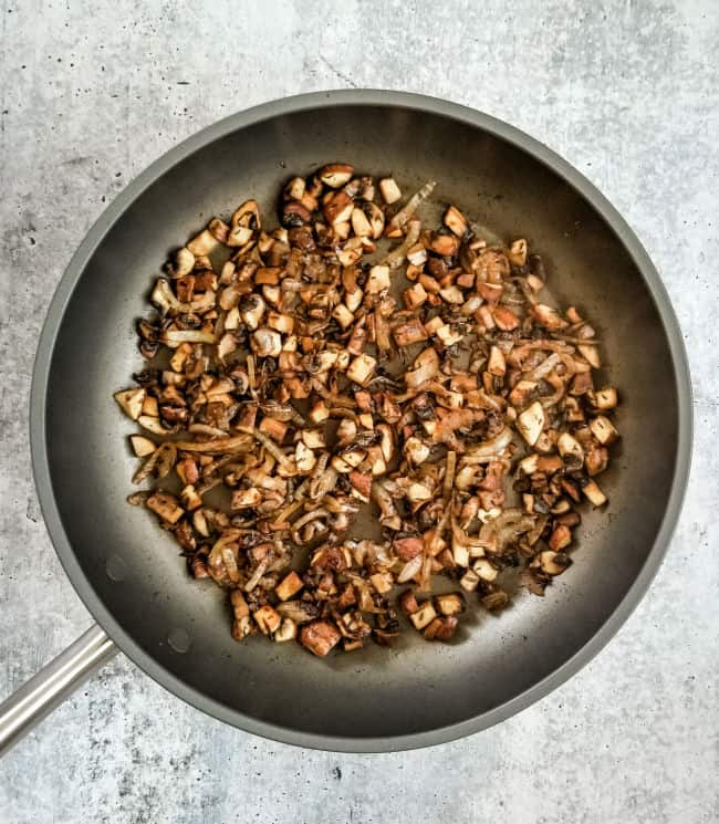 Dairy free green bean casserole recipe: step 3