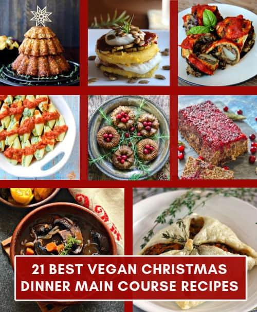 21 vegan Christmas main course recipes