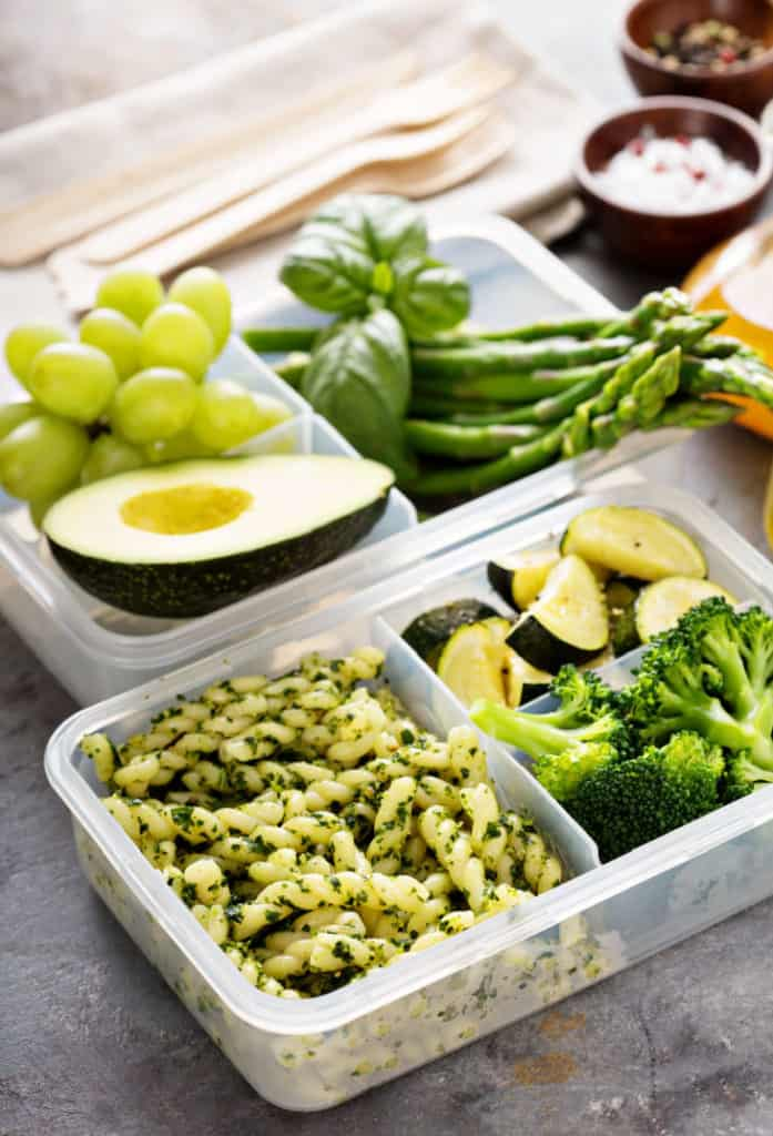 How to do vegan meal prep