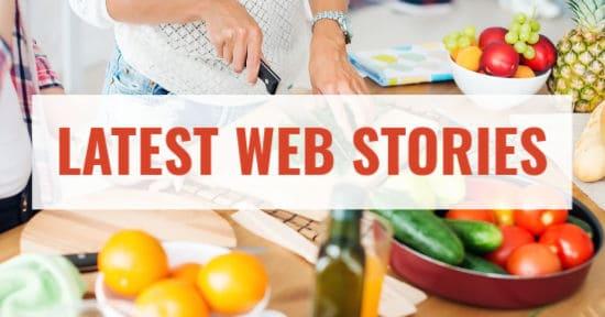 Latest web stories from Vegan Runner Eats