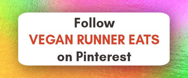 Vegan Runner Eats on Pinterest