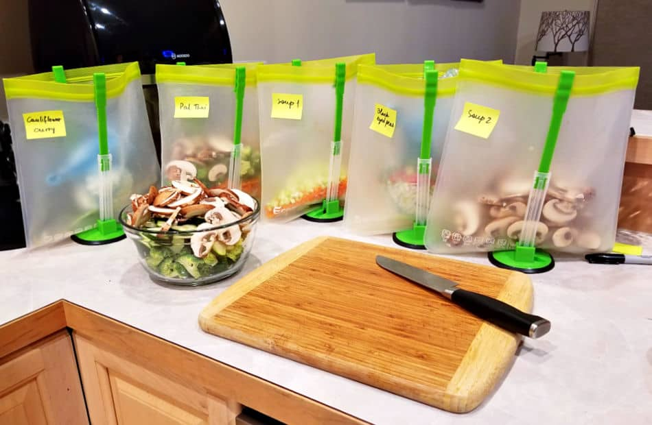 Kitchen tools that help me do weekend meal prep for my family