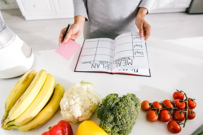 How to use meal planning to save time in the kitchen every week