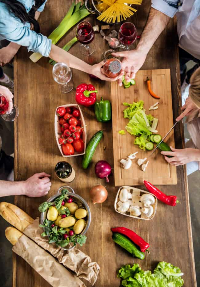 Useful tips to save time when doing meal planning